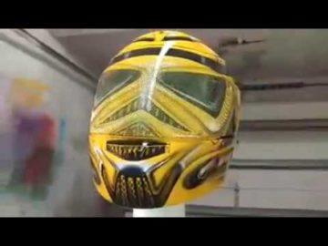 The Storm Trooper Helmet