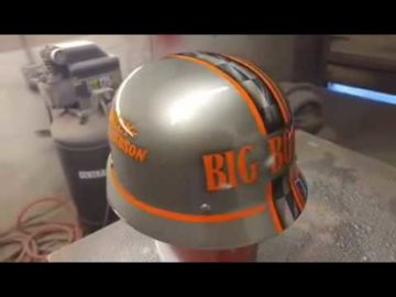 Harley Big Boy Helmet
