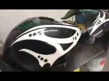 Scorpion Design Hayabusa Fairings